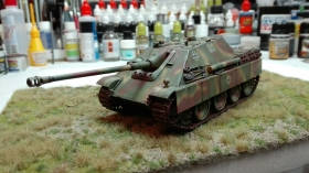 German Tank Destroyer Jagdpanther Late version - Sezione Modellismo Faenza